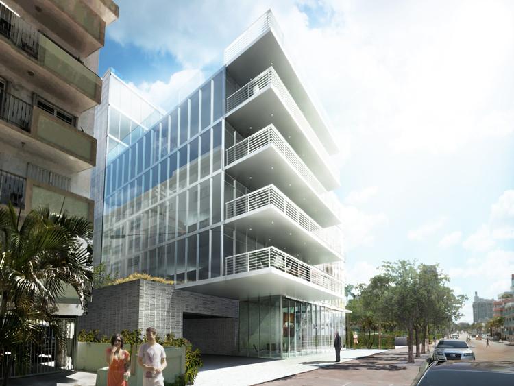 321 Ocean / TEN Arquitectos, Cortesía de TEN Arquitectos / Hartness Visions