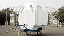 Casa Triciclo e Jardim Triciclo / People's Architecture Office (PAO) + People's Industrial Design Office (PIDO)