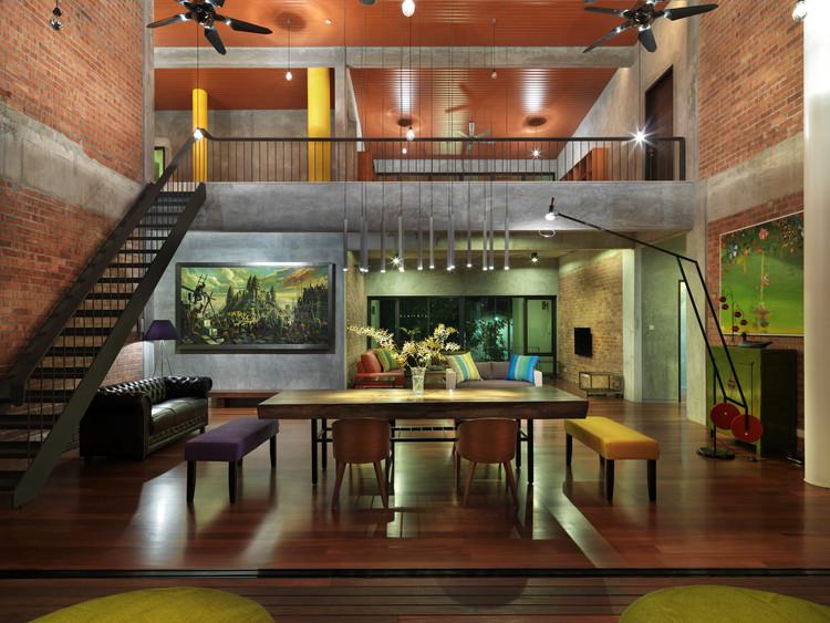 S11 House / ArchiCentre, © H.Lin Ho