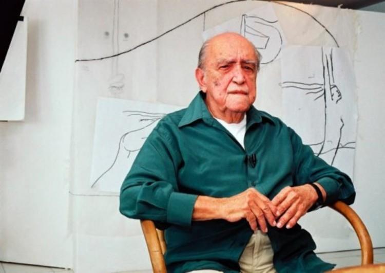 Retrospectiva 2012: As notícias mais importantes , Cortesia de Oscar Niemeyer  via El Universal