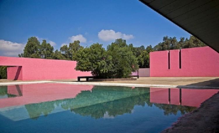 Casa projetada por Luis Barragán está à venda, © Stig-Audun Hansen