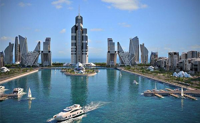 La nueva torre más alta del mundo, Cortesia de casa e jardim