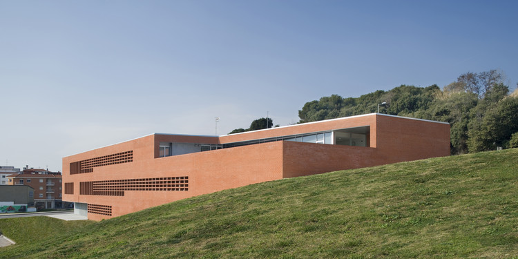 CAP Blanes / aq4 arquitectura, © Adrià Goula