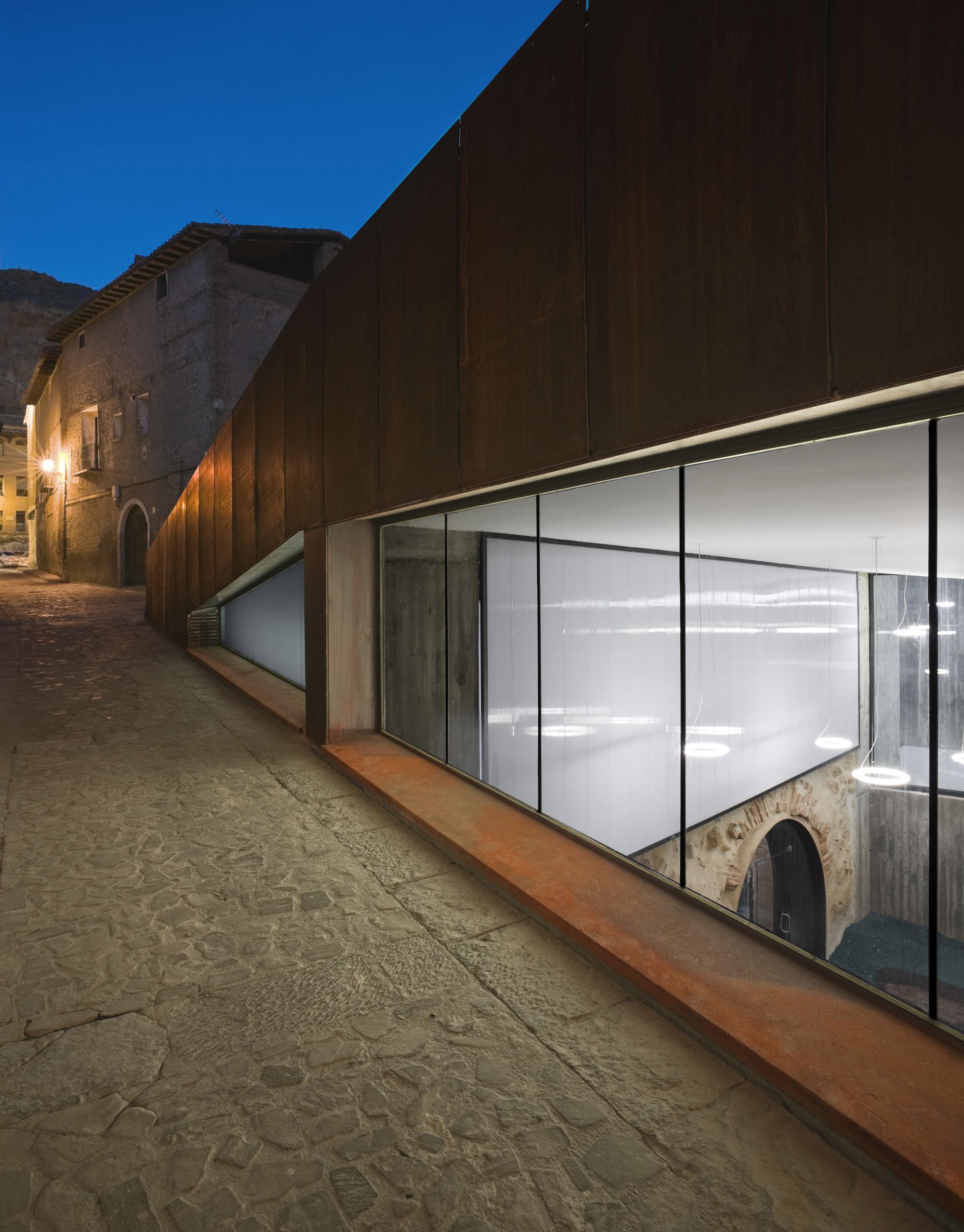 Archaeological Space in Daroca / Sergio Sebastián Franco