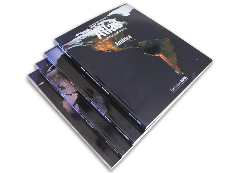 Atlas. Arquitecturas del siglo XXI / Luis Fernández- Galiano y Fundación BBVA