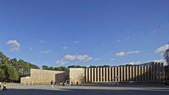 Gimnasio en La Baule / Barré Lambot Architectes