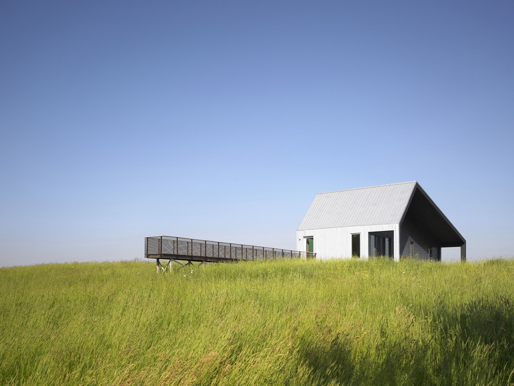 House on Limekiln Line  / Studio Moffitt, © Shai Gil