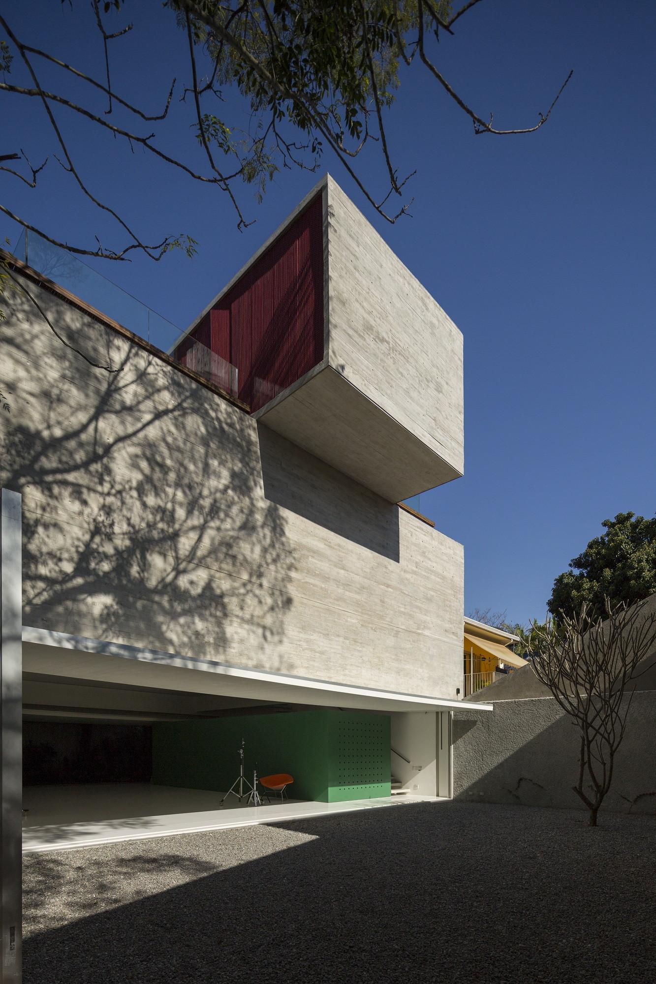 Studio R / Marcio Kogan, © Fernando Guerra | FG+SG