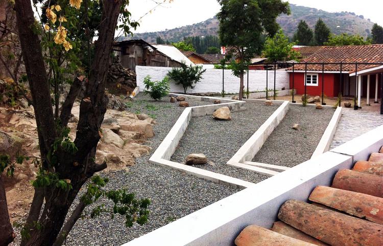 Reconversión Del Espacio Patrimonial, Proceso de Título Universidad de Talca / Rienzi Ríos Duran, Cortesía de Rienzi Ríos Duran