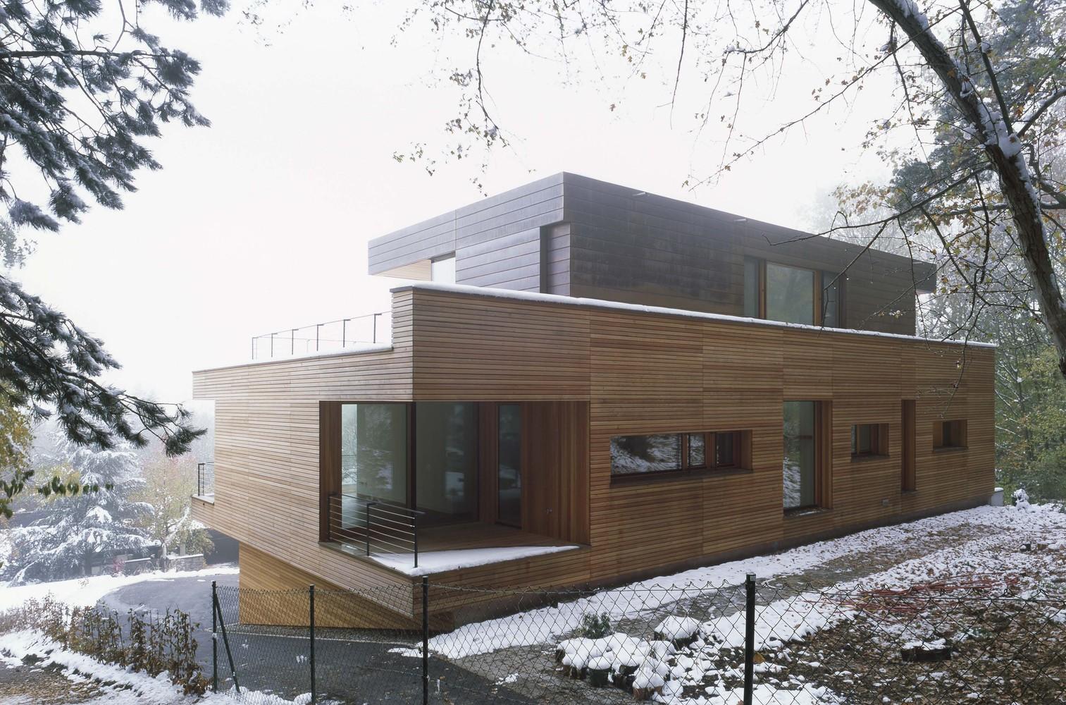 Architekten Heilbronn gallery of house heilbronn k m architektur 7