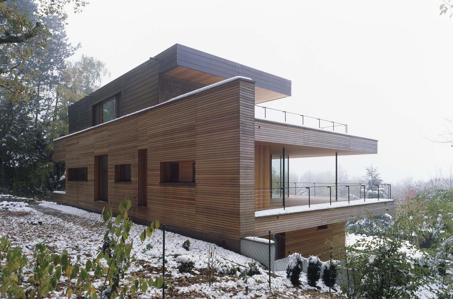 Architekten Heilbronn gallery of house heilbronn k m architektur 6