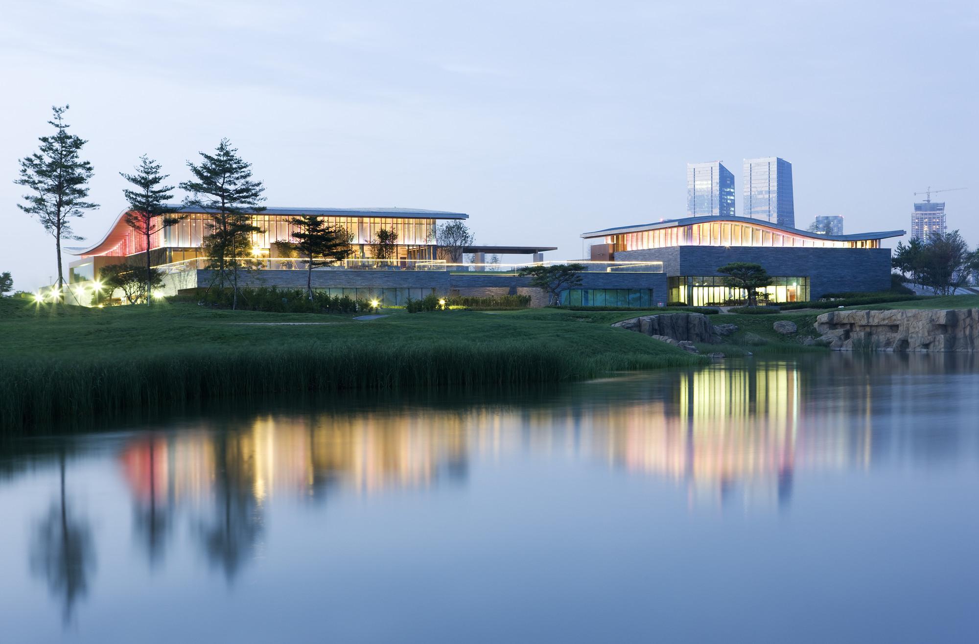 Jack Nicklaus Golf Club / Yazdani Studio of CannonDesign