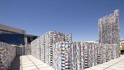 Pabellón de Tetrabriks / CUAC Arquitectura + Sugarplatform