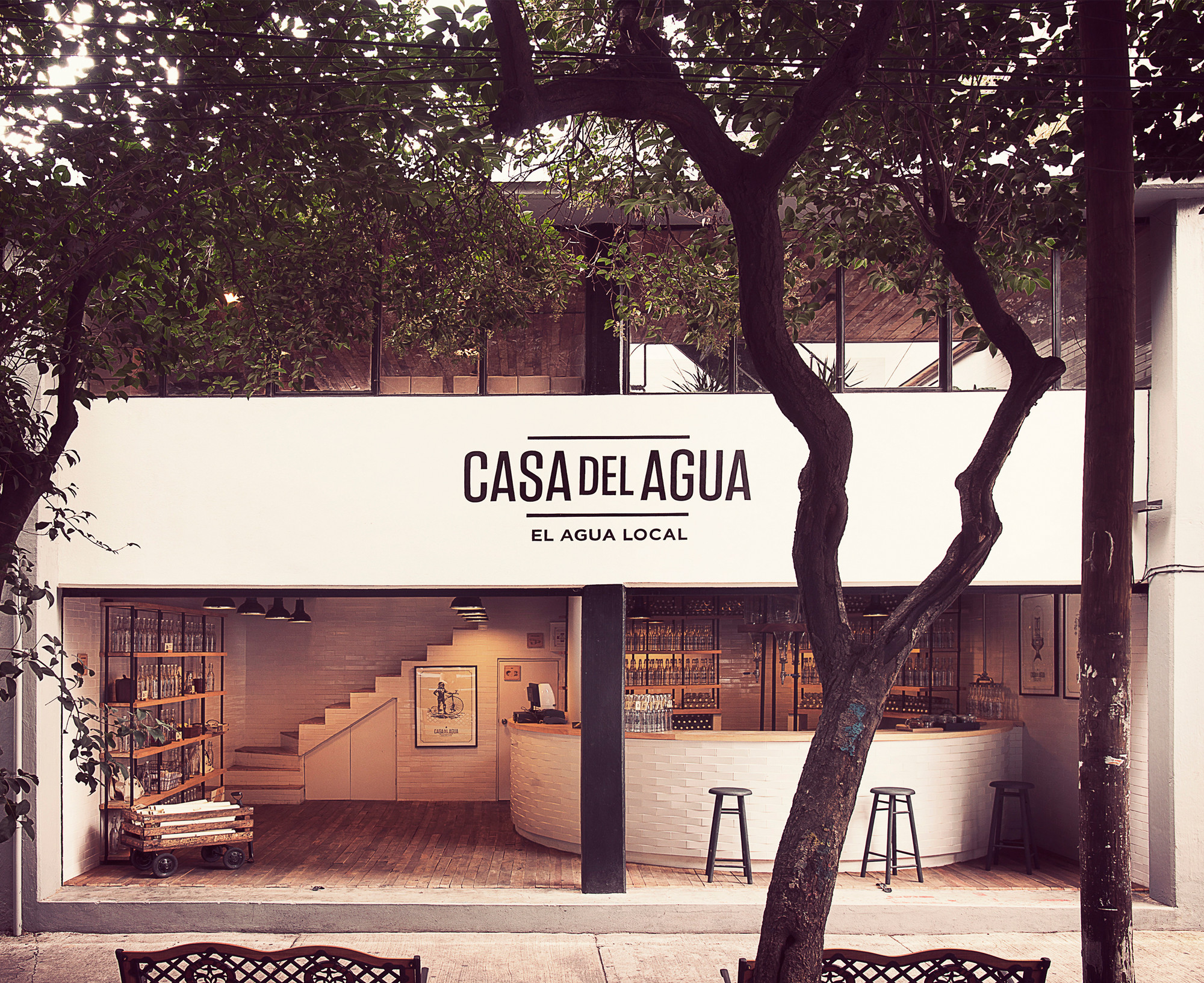 Galeria de casa del agua thinc 30 for E case del sater