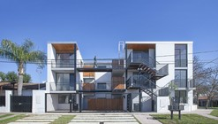 Edifício na Rua Talcahuano / Biagioni - Pecorari Arquitectos