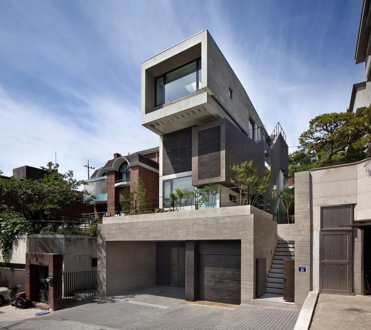 Casa H / Sae Min Oh_ bang by min, © Joonhwan Yoon