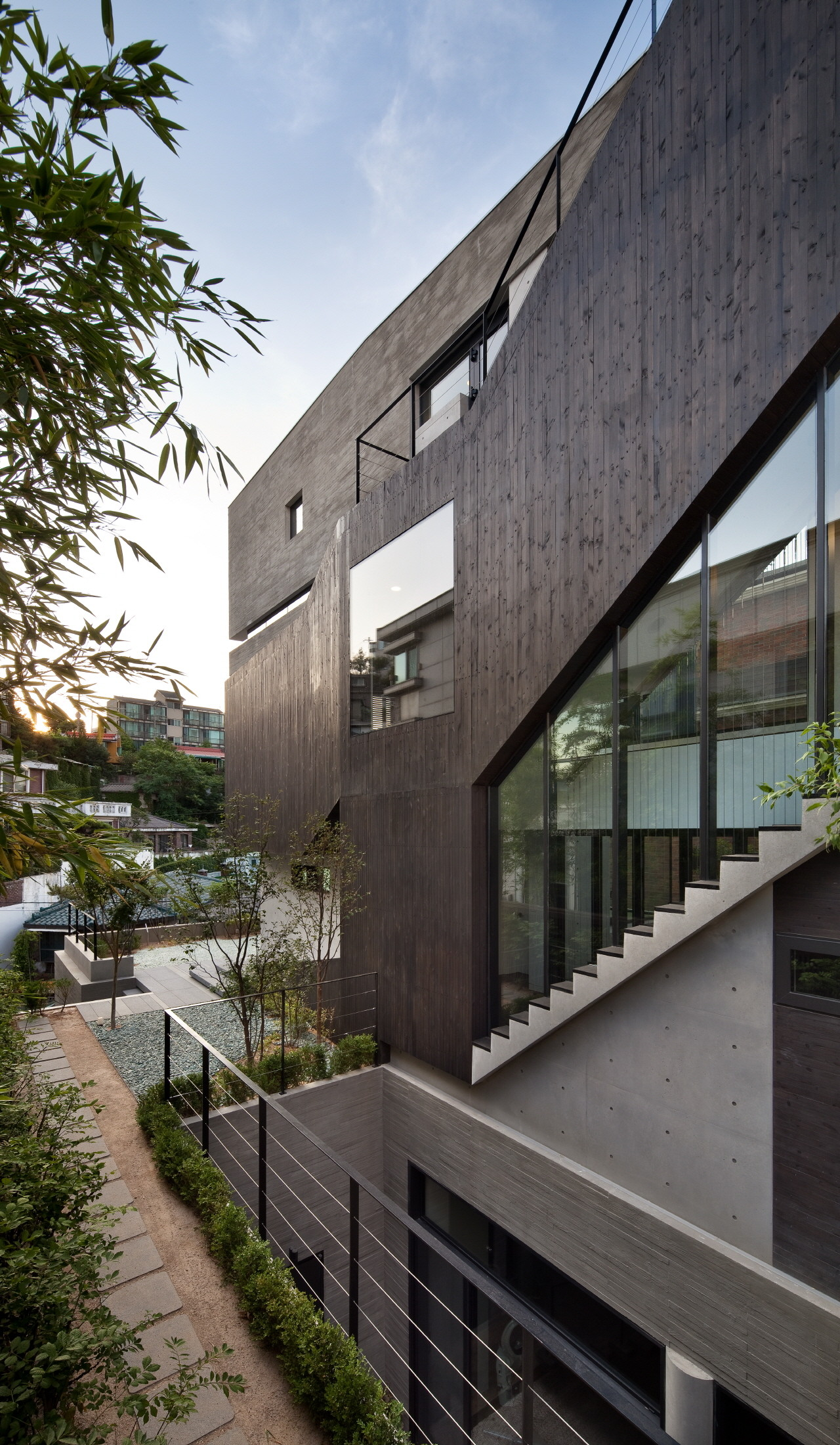 Gallery of h house sae min oh bang by min 34 for Oh design