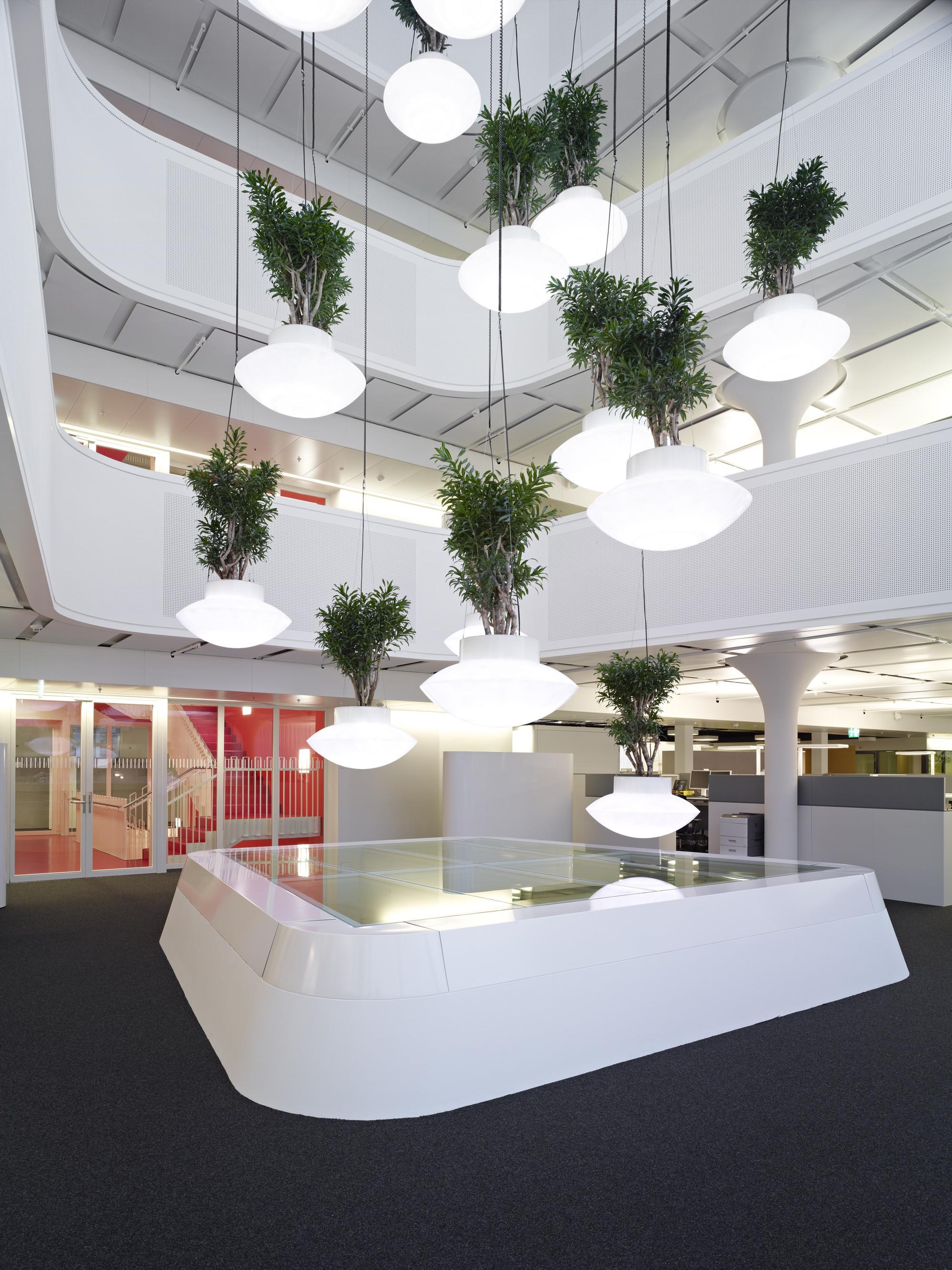 Gümligenpark New Credit Suisse Backoffice   / Burckhardt+Partner