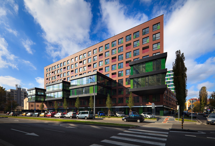 Viktoria Building / Grido, © Pato Safko