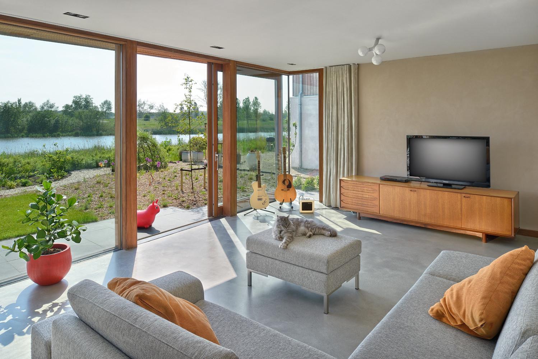 Gallery of Villa Rieteiland-Oost / Egeon Architecten - 3