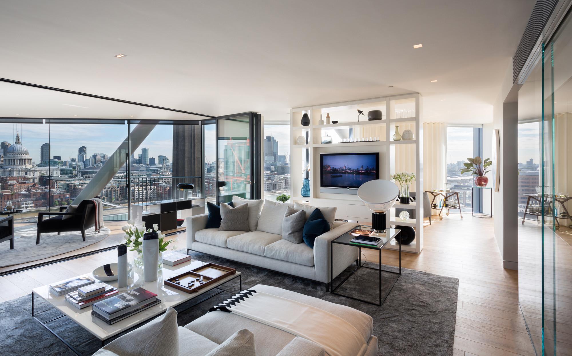 Gallery of neo bankside rogers stirk harbour partners 3 - Apartamentos de lujo en londres ...