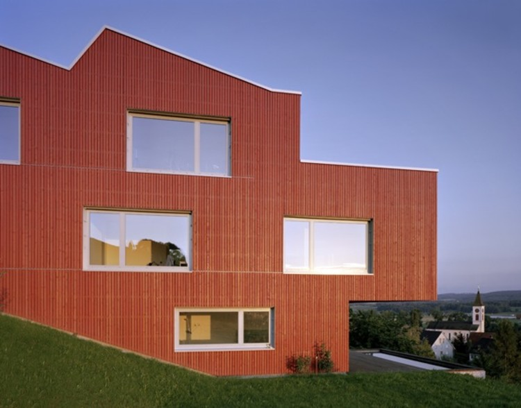 House Uesslingen / Spillmann Echsle Architekten, © Roger Frei