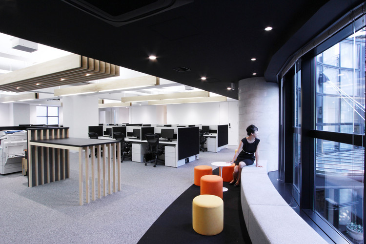 Cds offices bakoko archdaily for Total office design 50 contemporary workplaces