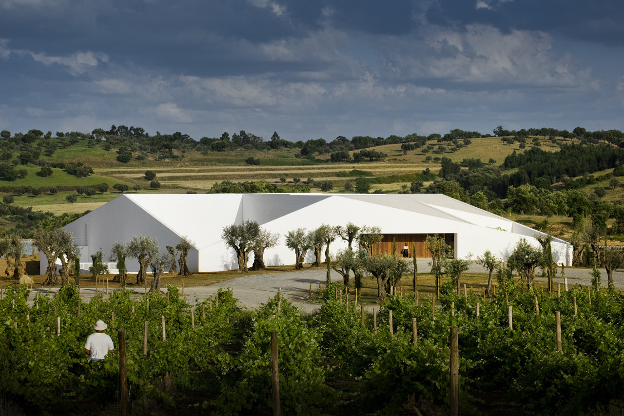 Hotel L'And Vineyards / PROMONTORIO + Studio MK27 - Marcio Kogan, © Fernando Guerra | FG+SG