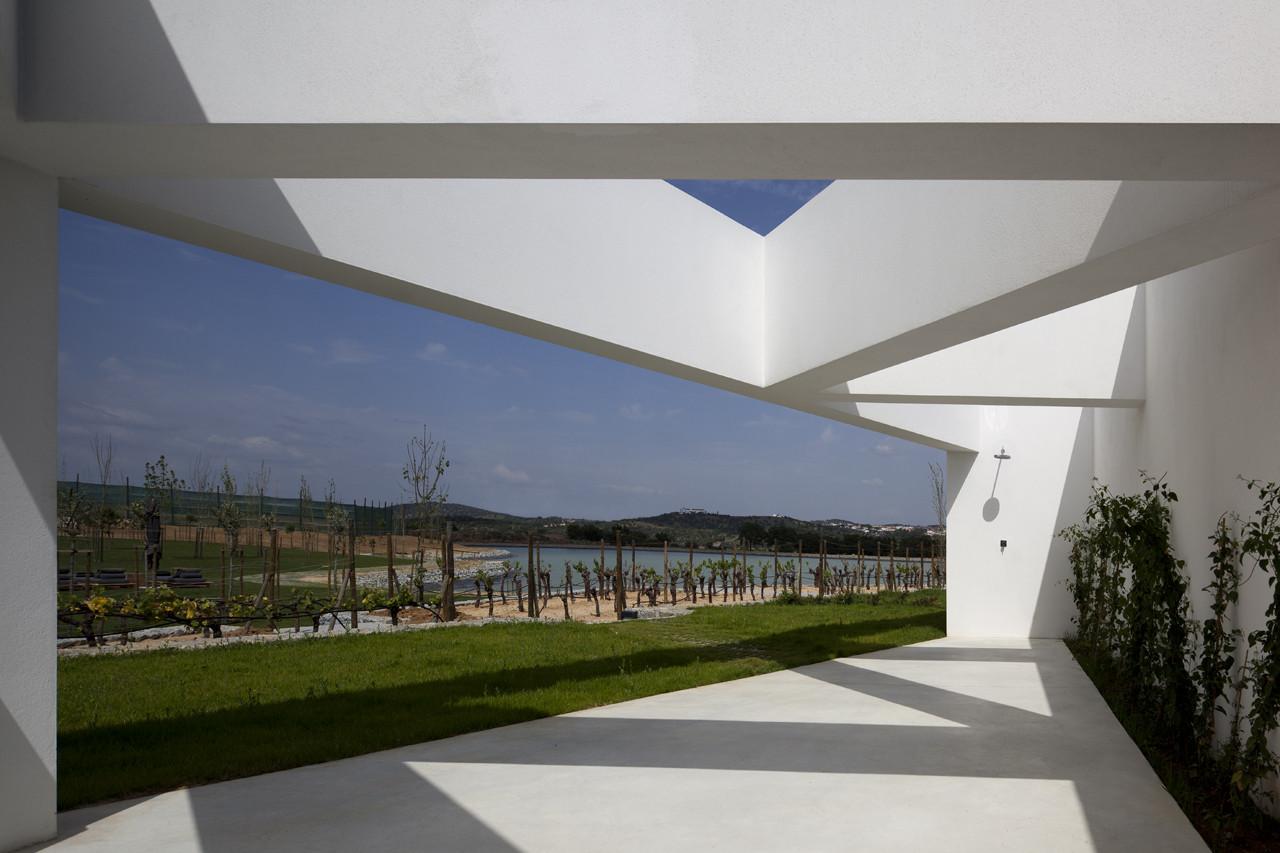 L'And Vineyards Hotel / PROMONTORIO + Studio MK27 - Marcio Kogan