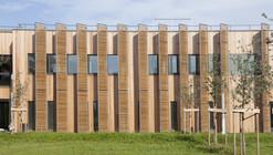 Centro del Medioambiente Véolia / Arte Charpentier Architectes