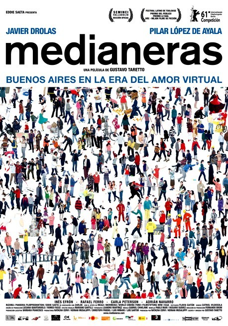 """Cine y Arquitectura: """"Medianeras"""", Cine y Arquitectura: """"Medianeras"""""""