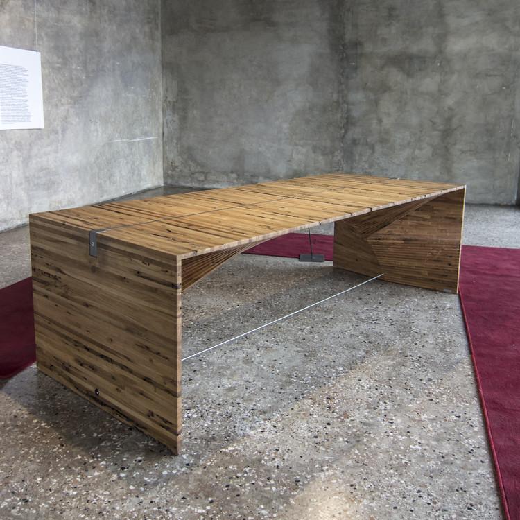 Mesa Sesto / mmat, Cortesía de Marco Masetti