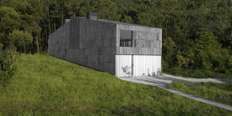 Casa de Corcho  / Arquitectos Anónimos®  + Paulo Teodósio , © Ivo Canelas