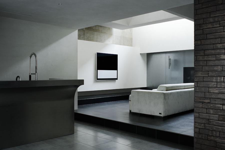 Gallery of house of silence form kouichi kimura for Minimalist white house by koichi kimura