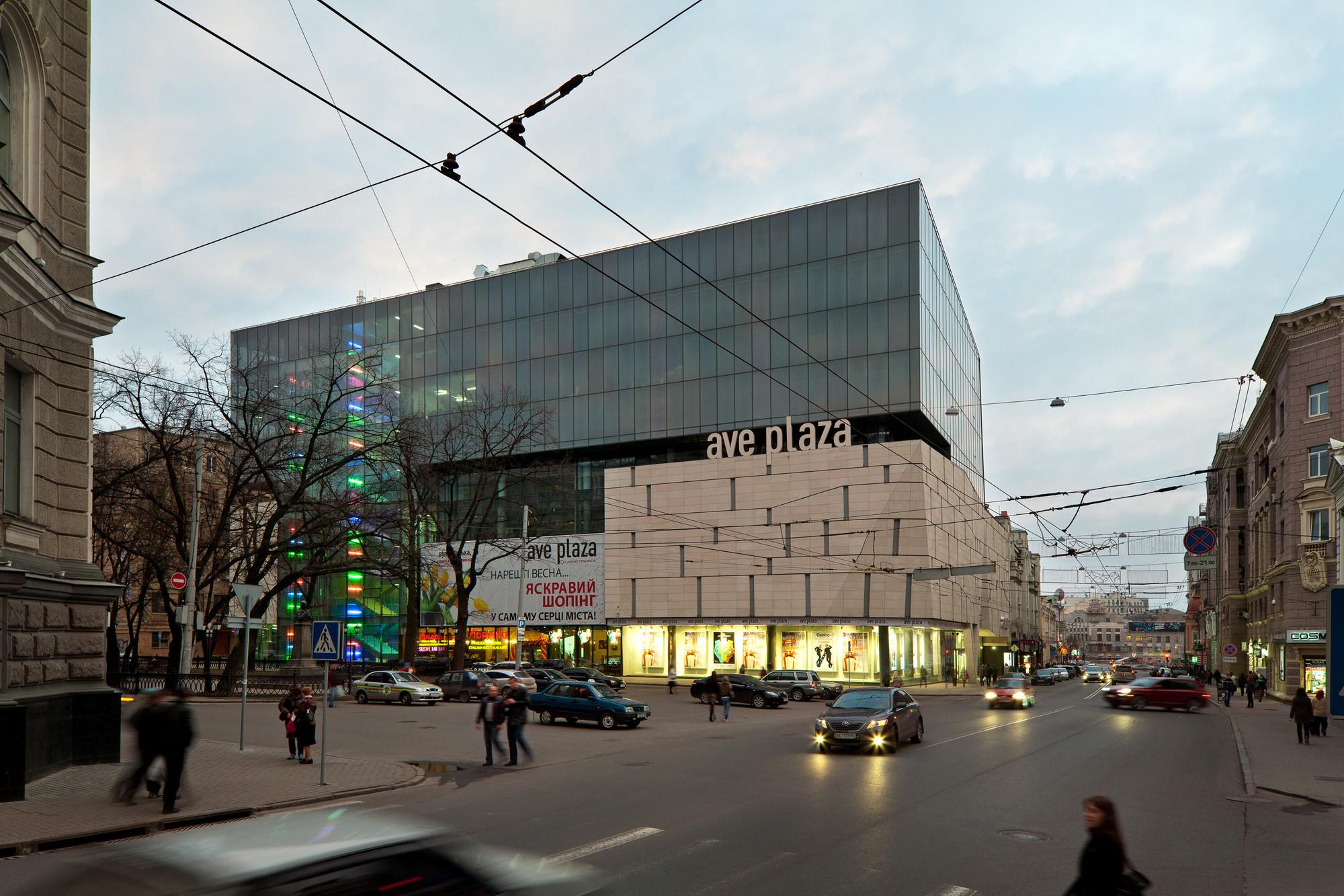 Ave Plaza / Drozdov&Partners