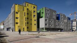 12 Torres en Vallecas / nodo17 Architects