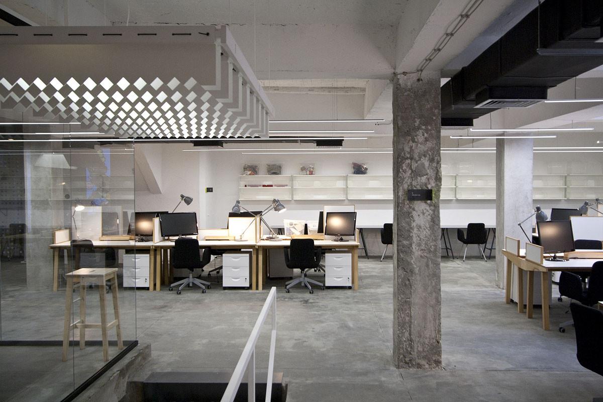 NOVA ISKRA Design Incubator in Belgrade / Studio Petokraka, © Relja Ivanić