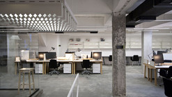 Incubadora de Diseño NOVA ISKRA en Belgrado / Studio Petokraka