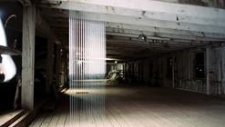 """""""7"""" Instalação na Estação Alderbrook  / Sarah Biemiller & Robert Hutchison"""