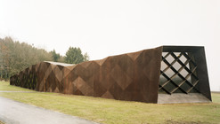 The Hinzert Museum and Document Center / Wandel Hoefer Lorch + Hirsch