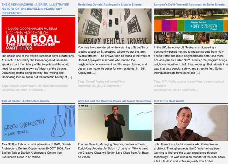 Urbanophilia: O primeiro vídeo-toolkit sobre cidades, via Plataforma Urbana