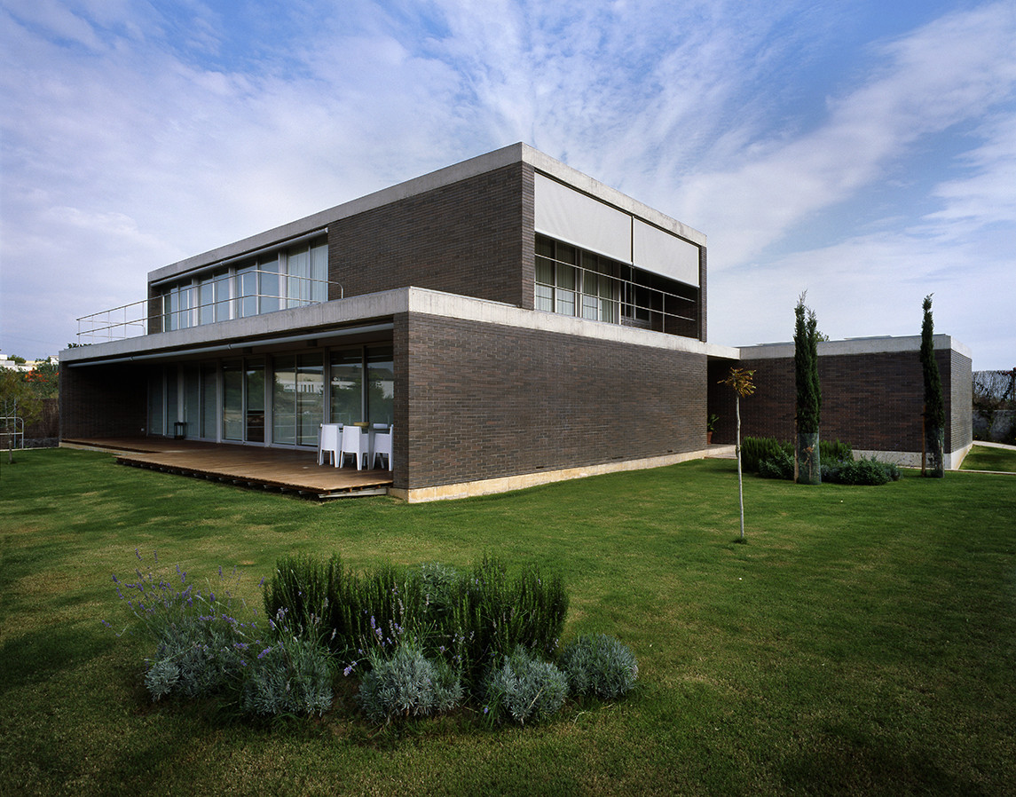 House in Godella / Orts - Trullenque, © Diego Opazo