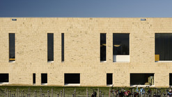 Scherpenzeel Multifuntional Complex / Slangen + Koenis Architects