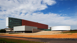 Cámara Legislativa del Distrito Federal / Projeto Paulista Arquitetura