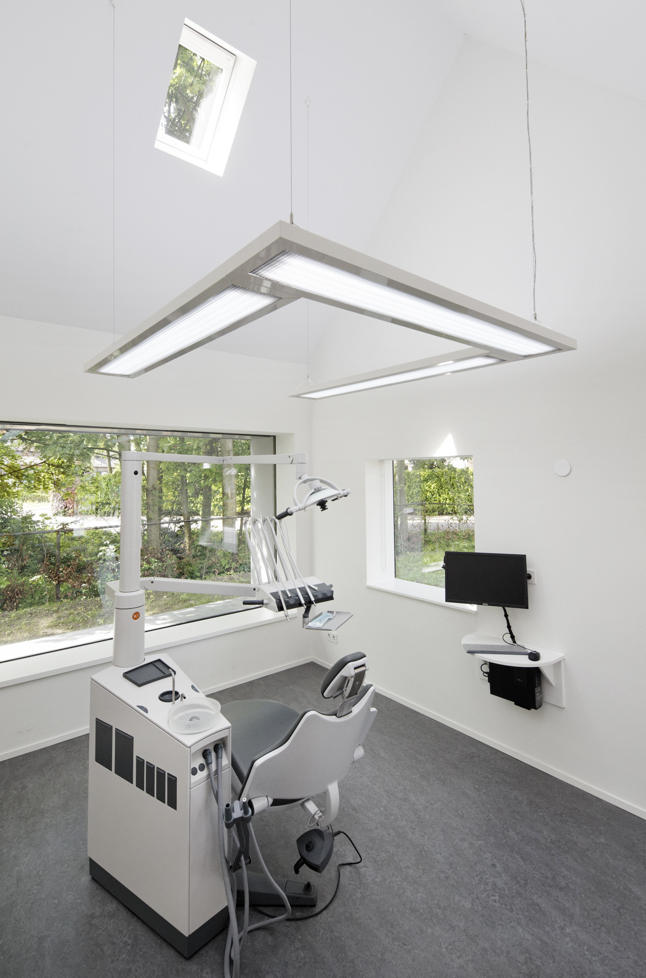 Gallery Of Dentist With A View Shift Architecture