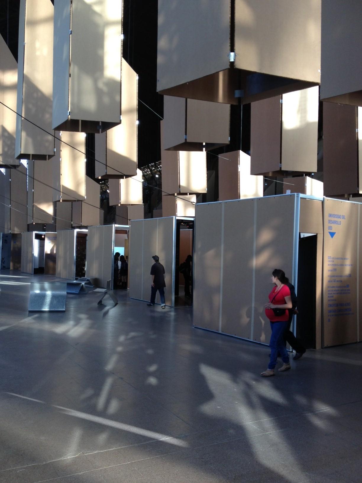 Muestra Universitaria en la XVIII Bienal de Arquitectura / Educando al Arquitecto del Futuro , Cortesia de XVIII Bienal de Arquitectura