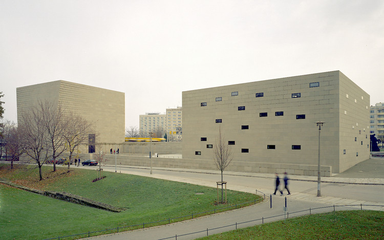 New Synagogue Dresden / Wandel Hoefer Lorch + Hirsch, © Norbert Miguletz