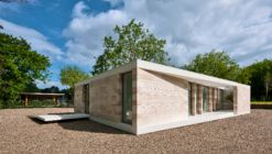 Islamic Funeral Pavilion / Atelier PUUUR