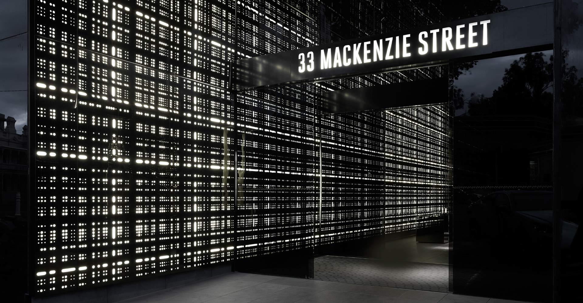 La iluminación interior para la Torre 33 Mackenzie / Elenberg Fraser, © vía Elenberg Fraser