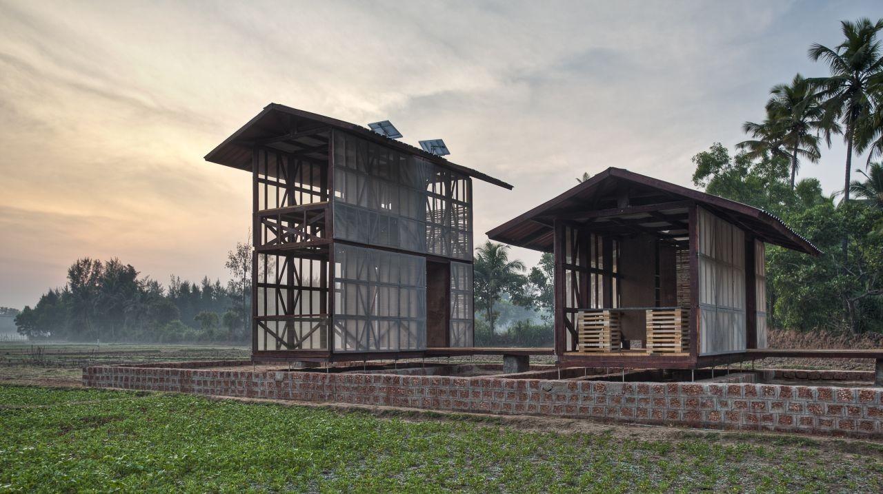Hut-to-Hut / Rintala Eggertsson Architects, © Pasi Aalto